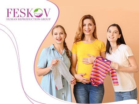 Maternità surrogata: criteri per trovare una madre surrogata, legislazione, pagamenti di compensazione - Centro di donazione e Maternità surrogata clinica del professor Feskov A.M.