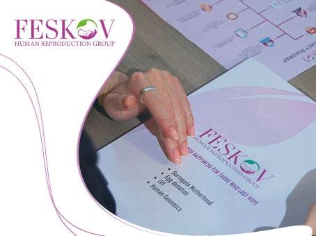 Come scegliere miglior agenzia di maternità surrogata - Centro di donazione e Maternità surrogata clinica del professor Feskov A.M.