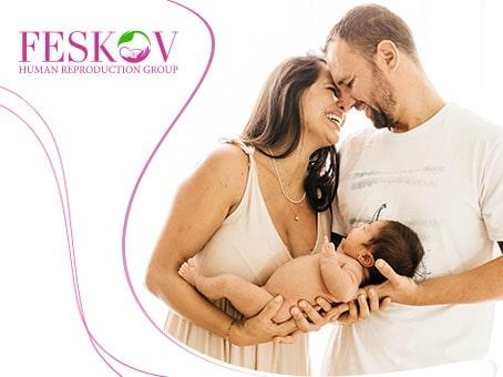 Nuovi genitori intenzionati: come legare con il vostro neonato - Centro di donazione e Maternità surrogata clinica del professor Feskov A.M.